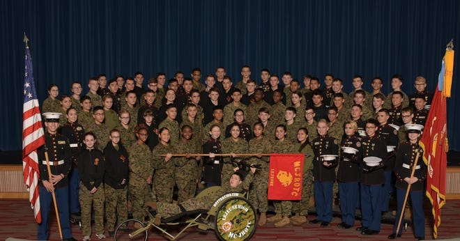 The Lejeune High School MC JROTC program was named the best in their national region based on its performance during the 2019-2020 school year.