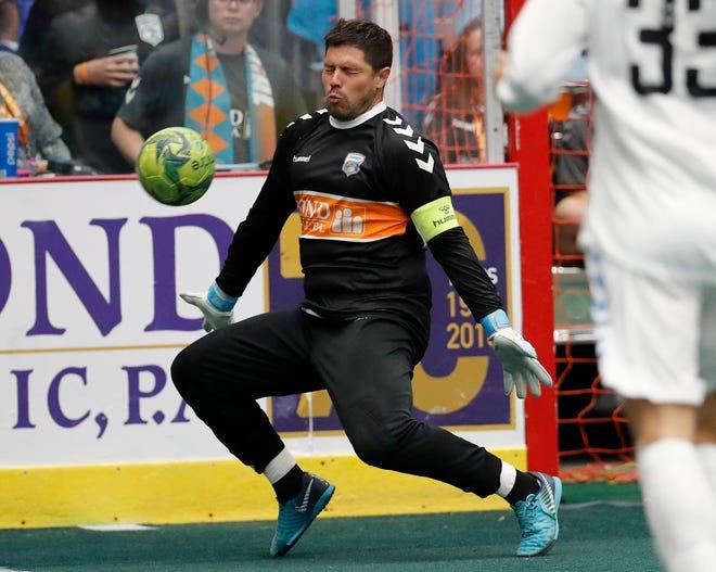Florida Tropics goalie Hugo Silva will return for the start of the outdoor season on Saturday.