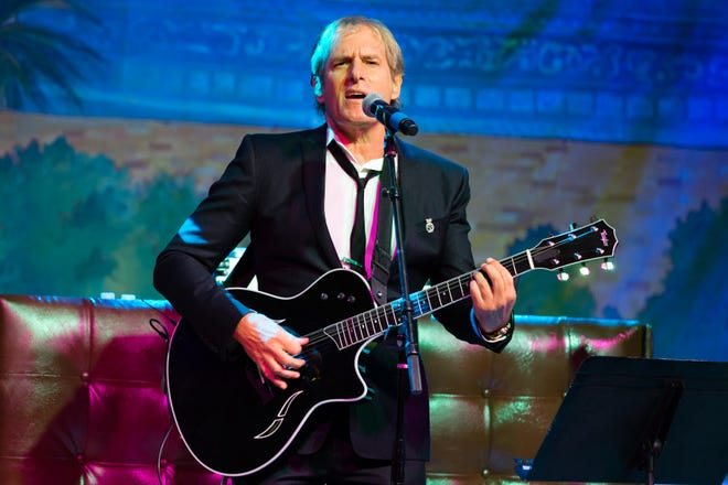 Michael Bolton has canceled his tour because of concerns about COVID-19. His Jan. 26 show was among the 10 cancellations the center announced this week. [Photo by CAPEHART]