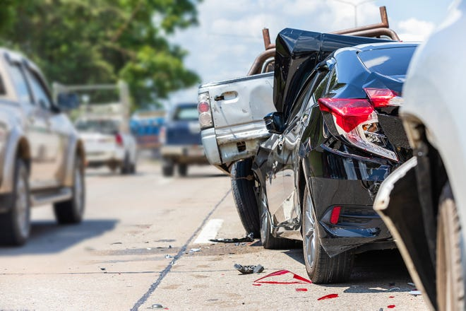 Car accidents can happen to anyone at any time.