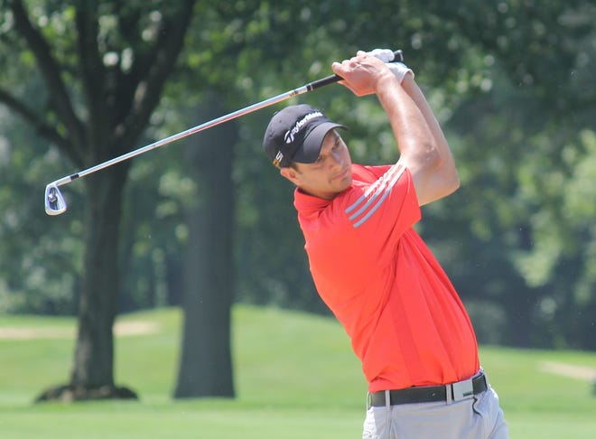 Randy Dietz was 14th at the Habitec Toledo Open at Belmont Country Club in Perrysburg.