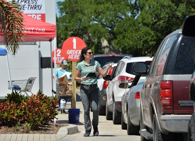 Detwiler's Farm Market's drive-thru service in Palmetto has been replaced with an online ordering platform.
