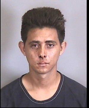 Orestes Miguel Figueredo-Ortega is accused of killing Delmy B Teyul Ba.