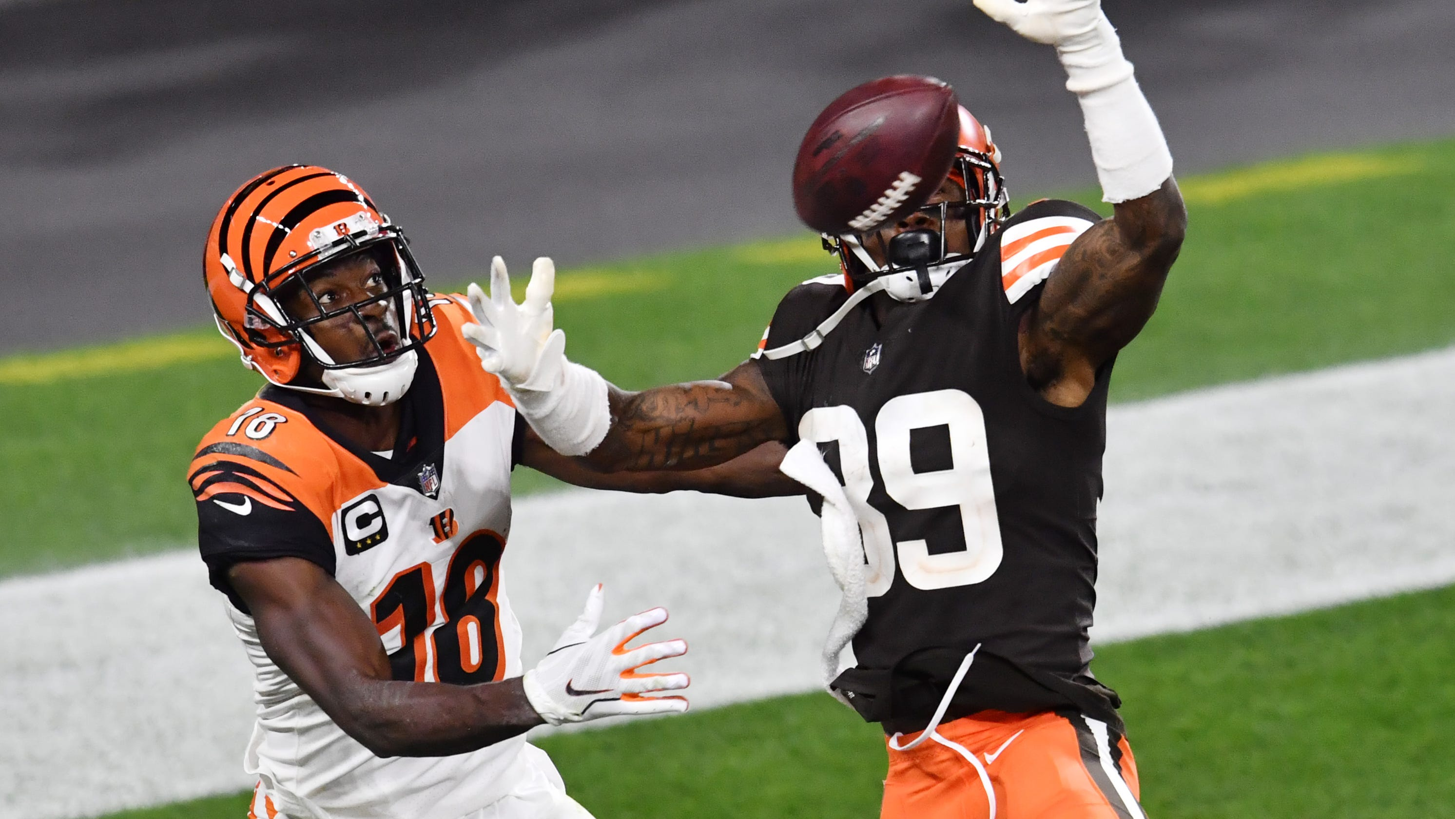 Doc's Morning Line: Predicting Bengals vs. Browns this Sunday