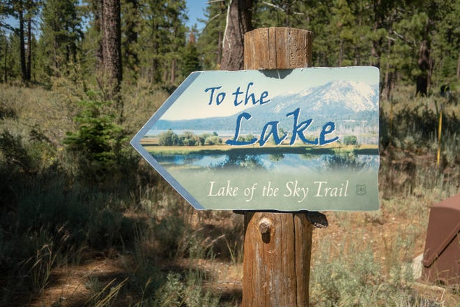 With many companies from the tech-heavy Bay Area embracing remote work, the towns surrounding the sprawling Lake Tahoe are becoming a refuge for San Francisco and Silicon Valley's elite.(Dreamstime/TNS)