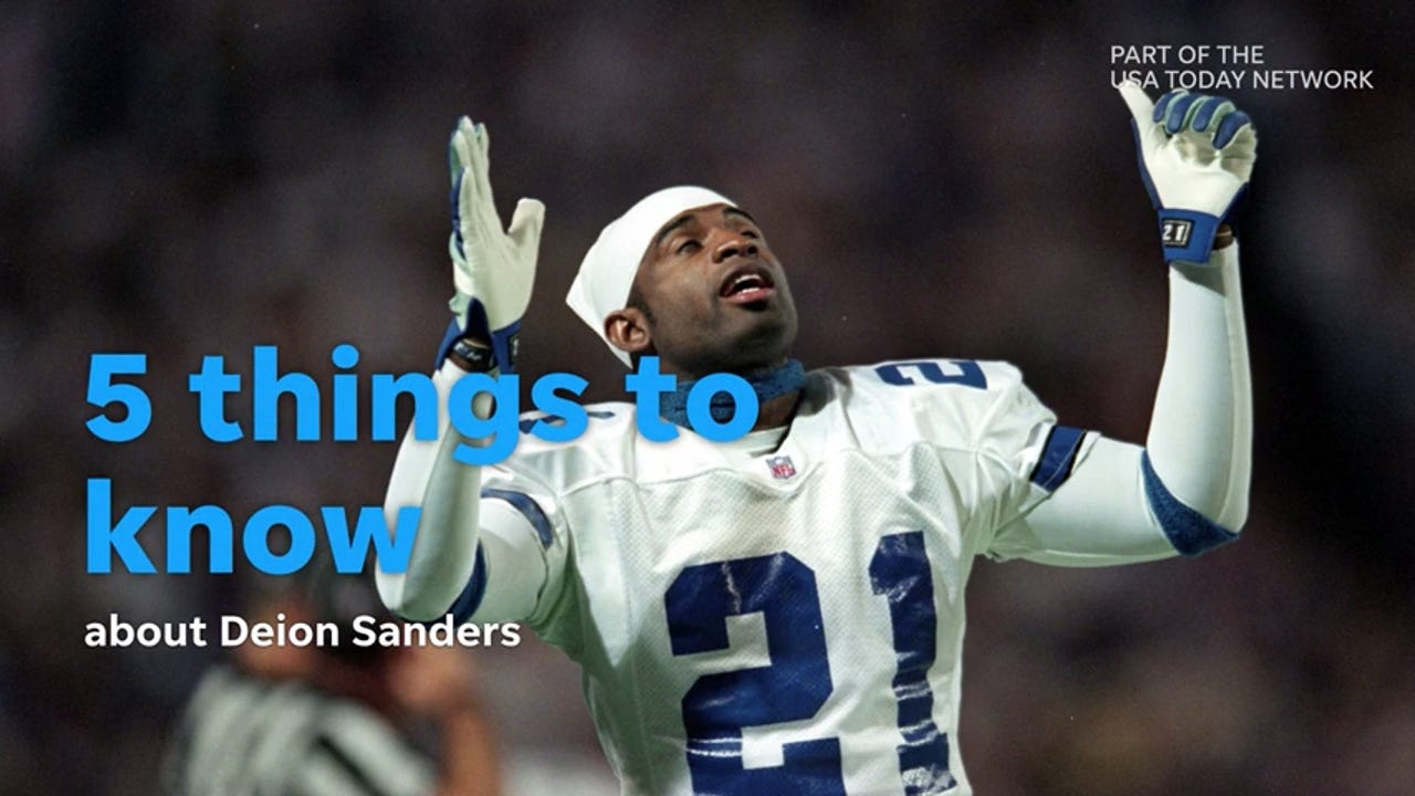 Deion Sanders Will Be Next Jackson State Football Coach Source Says