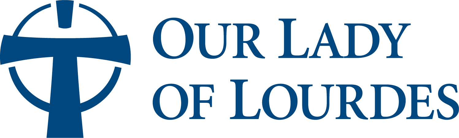 Our Lady of Lourdes Logo