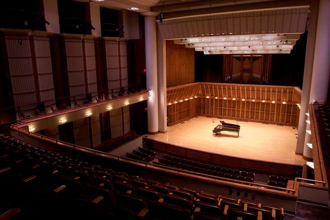 Sursa Performance Hall at Ball State University