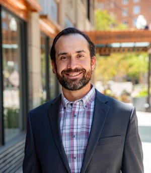 El Paso mayoral candidate Calvin Zielsdorf