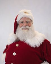 Jim Beidle  will likely do all virtual appearances as Santa Claus  this holiday season, the first since the start of the COVID-19 pandemic.
