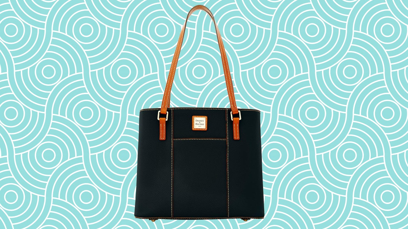 You can save up to 50% Dooney & Bourke's iconic bags right now