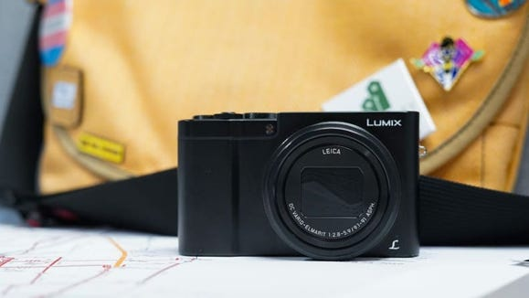 Best tech gifts: Panasonic Lumix DMC-LX10