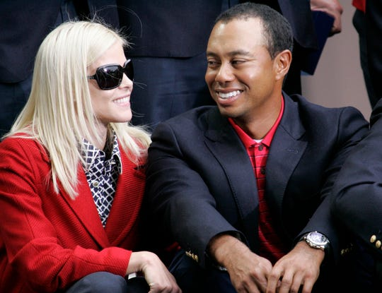 Tiger Woods and Elin Nordegren divorced in 2010 after nearly six years of marriage.