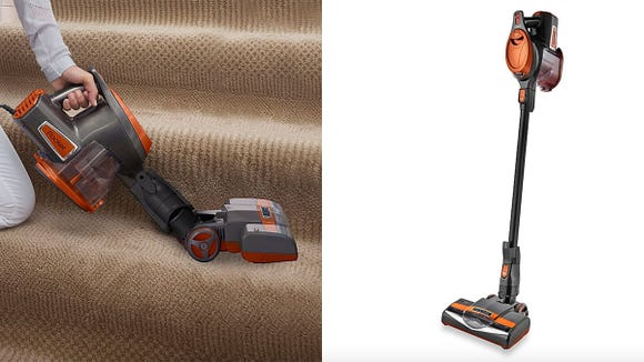 This Shark vacuum has a ton of super high ratings from happy customers.