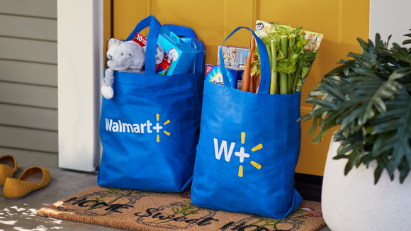 Gifts for new parents: Walmart+ subscription