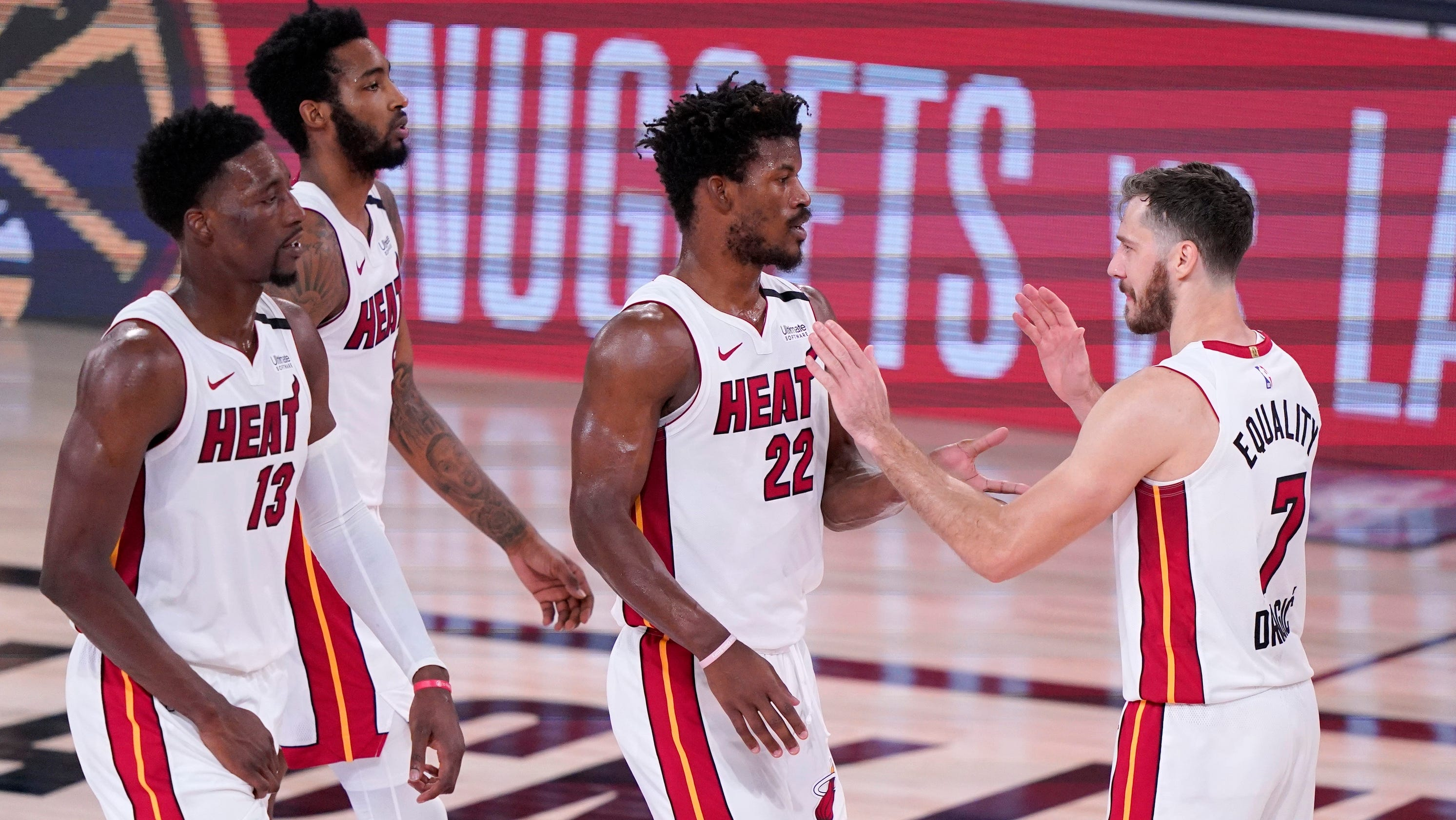 Heat rally to stun Celtics in Game 2 for 2-0 lead in Eastern Conference finals