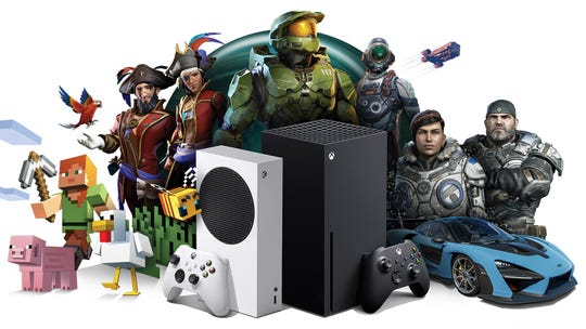 Pre-order the new Xbox Series X and Xbox Series S