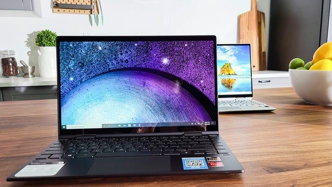 Los mejores regalos para los adolescentes varones: portátil HP Envy x360