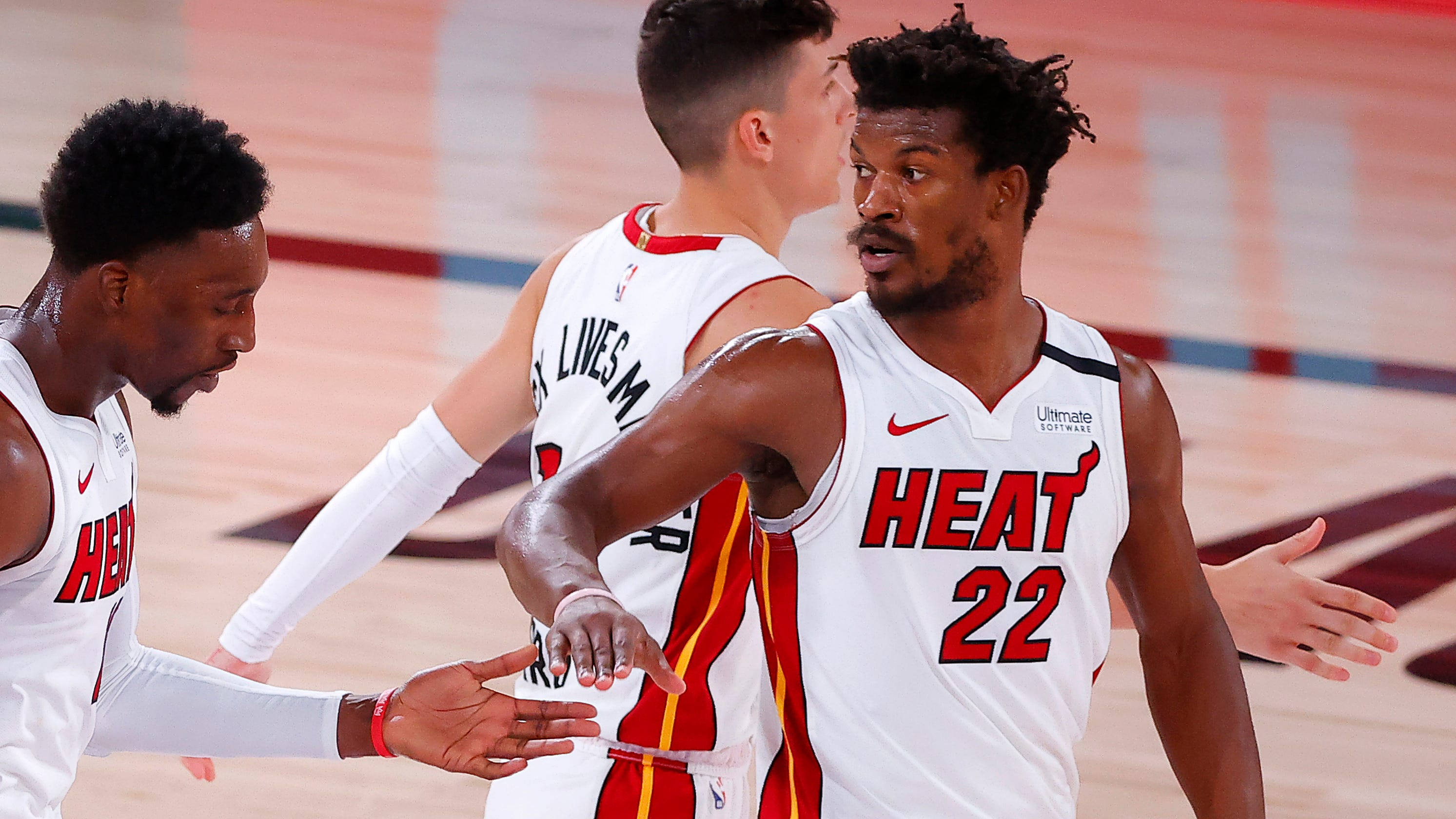 Opinion: How Heat star Jimmy Butler took over against Celtics in Game 2 without scoring