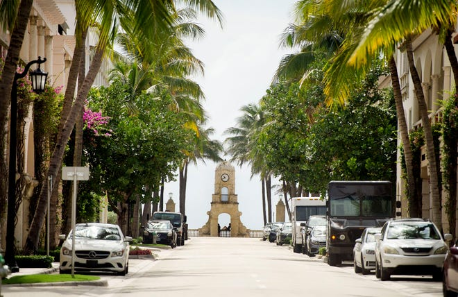 Because of delays caused by the pandemic, the Town Council is allowing construction work to be done after season begins  [MEGHAN MCCARTHY/palmbeachdailynews.com]