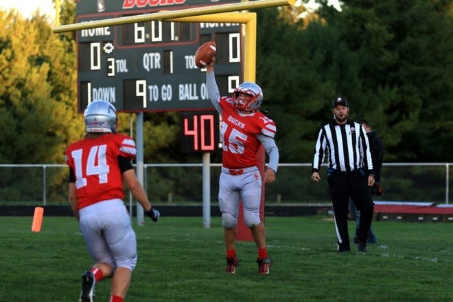 The Bucks will be seeking their first playoff win since a run to the state championship game in 2011.