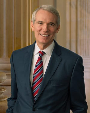 Senator AS Rob Portman, R-Ohio