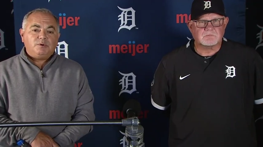 Why Detroit Tigers' Ron Gardenhire is retiring immediately