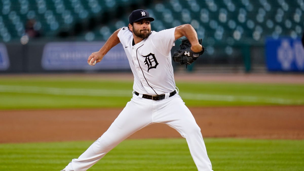 Tigers, Michael Fulmer agree to 1-year, $3.1M deal, avoiding arbitration 1