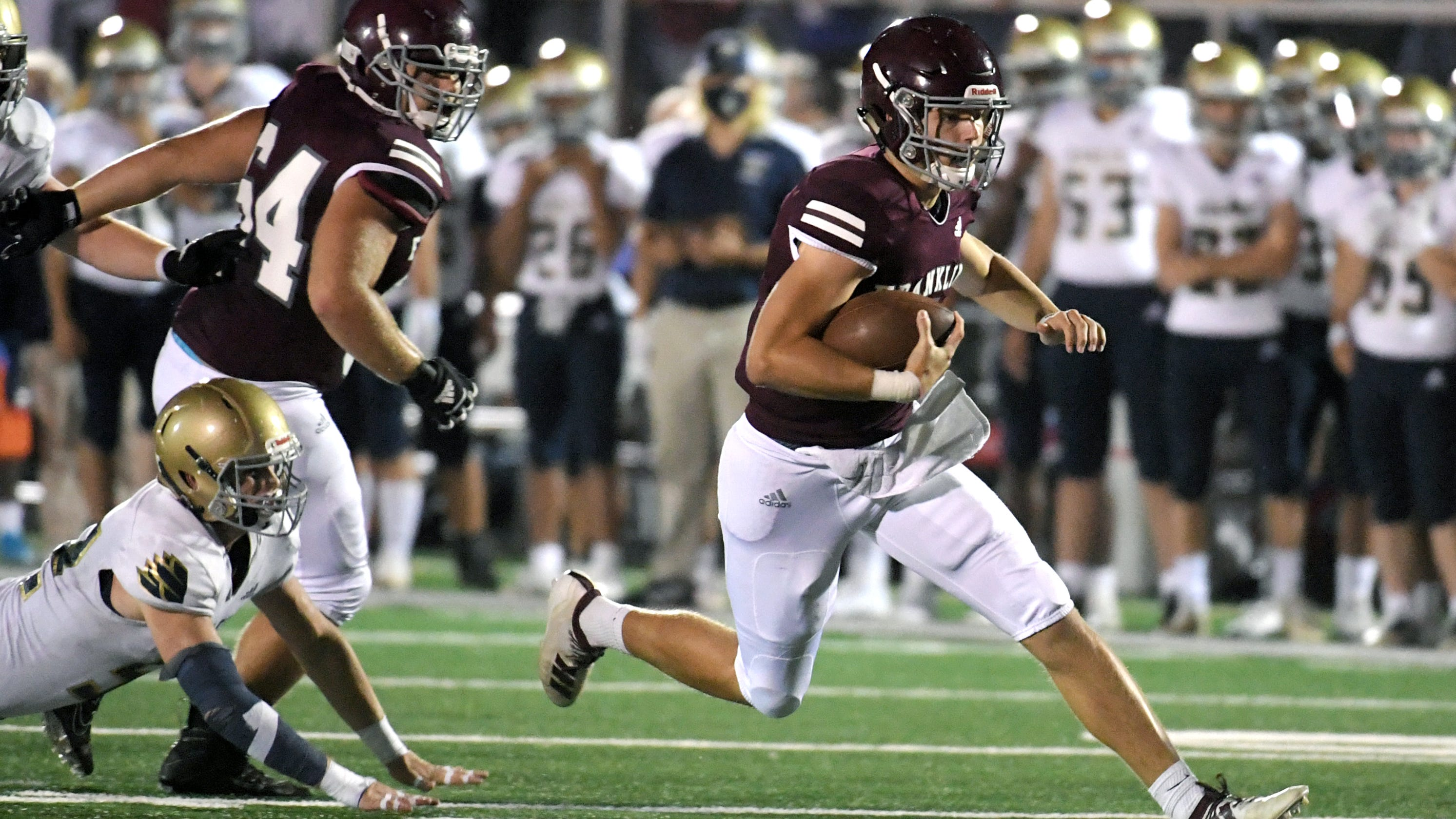 Nashville area high school football top performers from Week 10