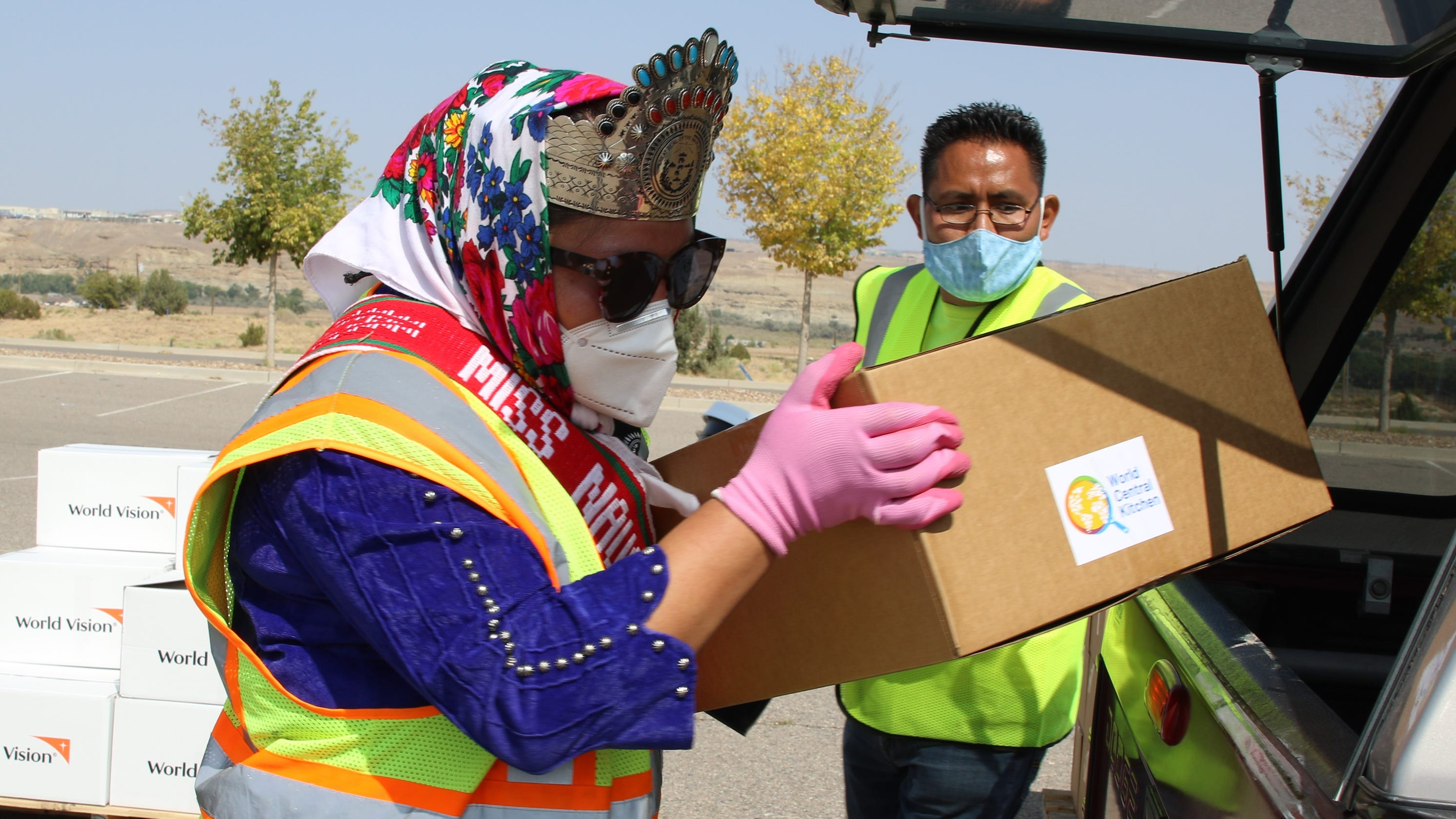 Event helps boost census participation on Navajo Nation