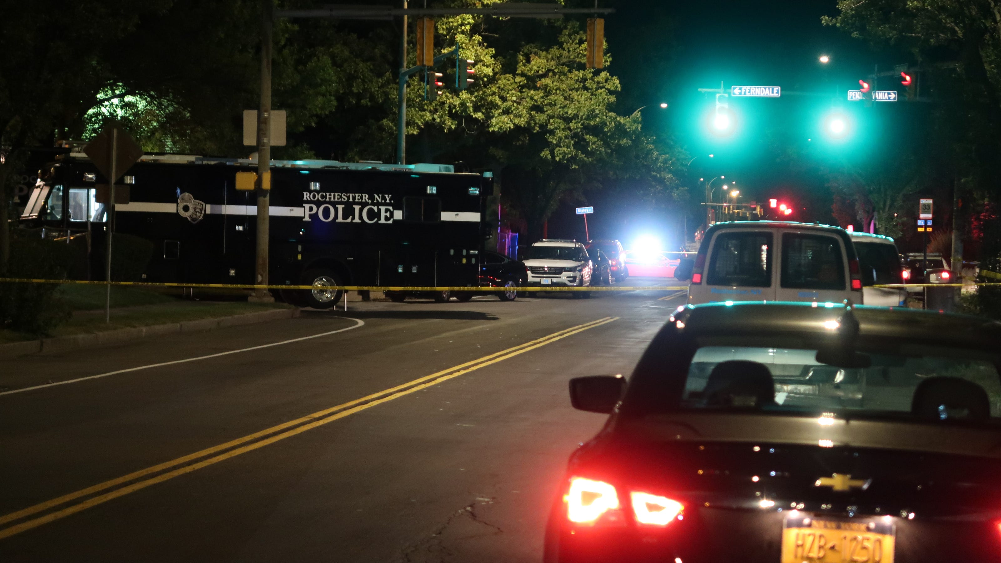 At least 2 dead, 14 wounded in shooting at house party in Rochester, New York, authorities say