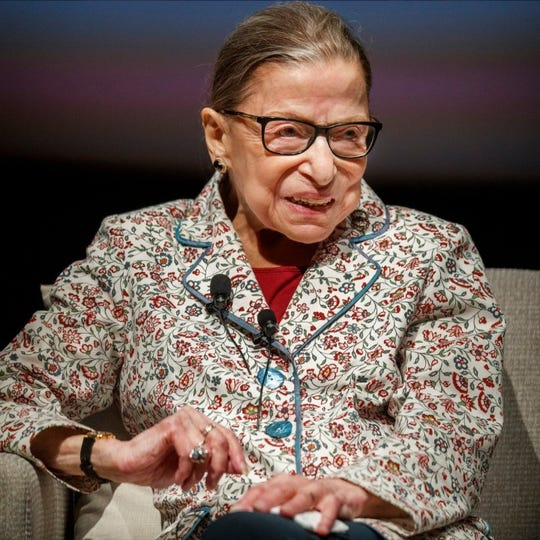 'It is our turn to fight': Meghan Markle, Mariah Carey, Kate McKinnon mourn Ruth Bader Ginsburg