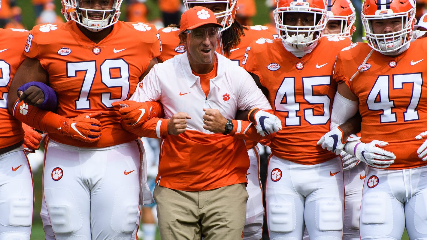 Opinion: Dabo Swinney's criticism of Florida State not only wrong, it's reckless