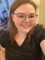 Abbey Barton, 26, tries to connect with friends at least once a month to help with the isolation.