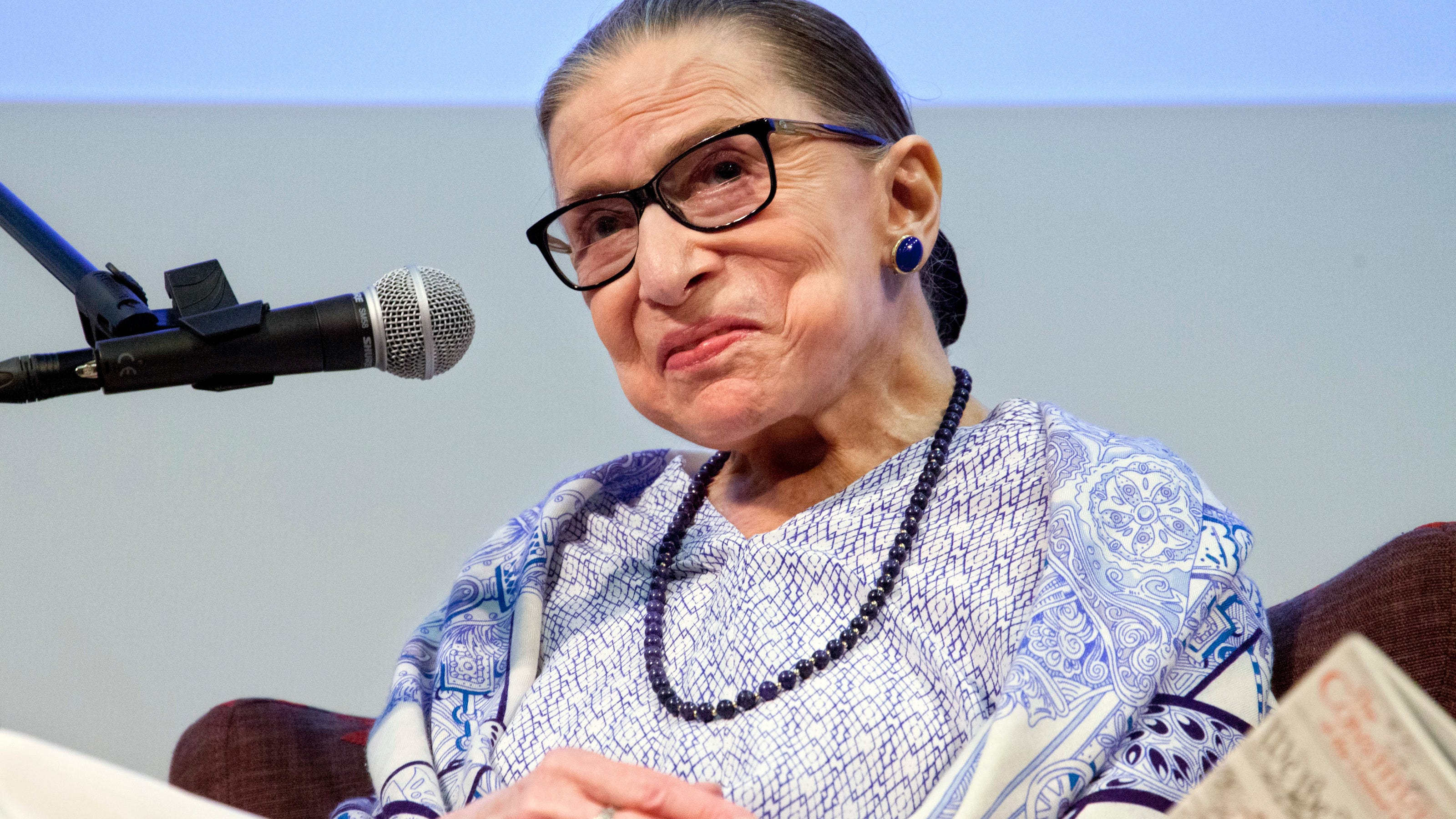 'She never failed': Reaction to the death of Supreme Court Justice Ruth Bader Ginsburg