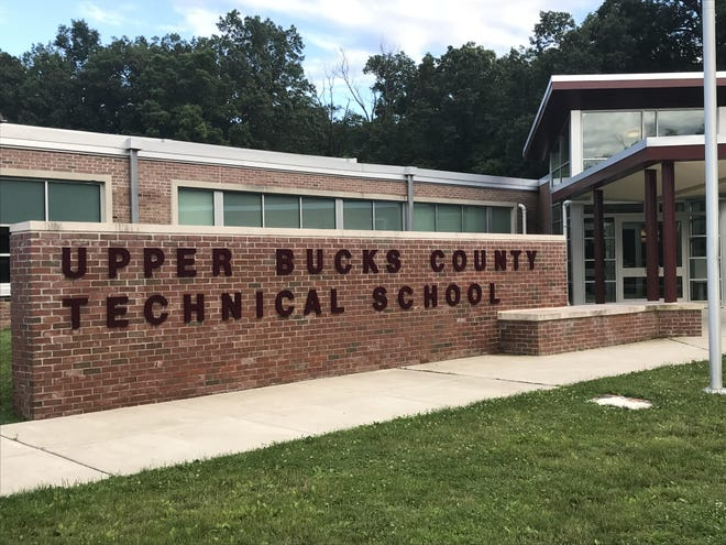 A student at Upper Bucks County Technical School in Bedminster has tested positive for COVID-19.