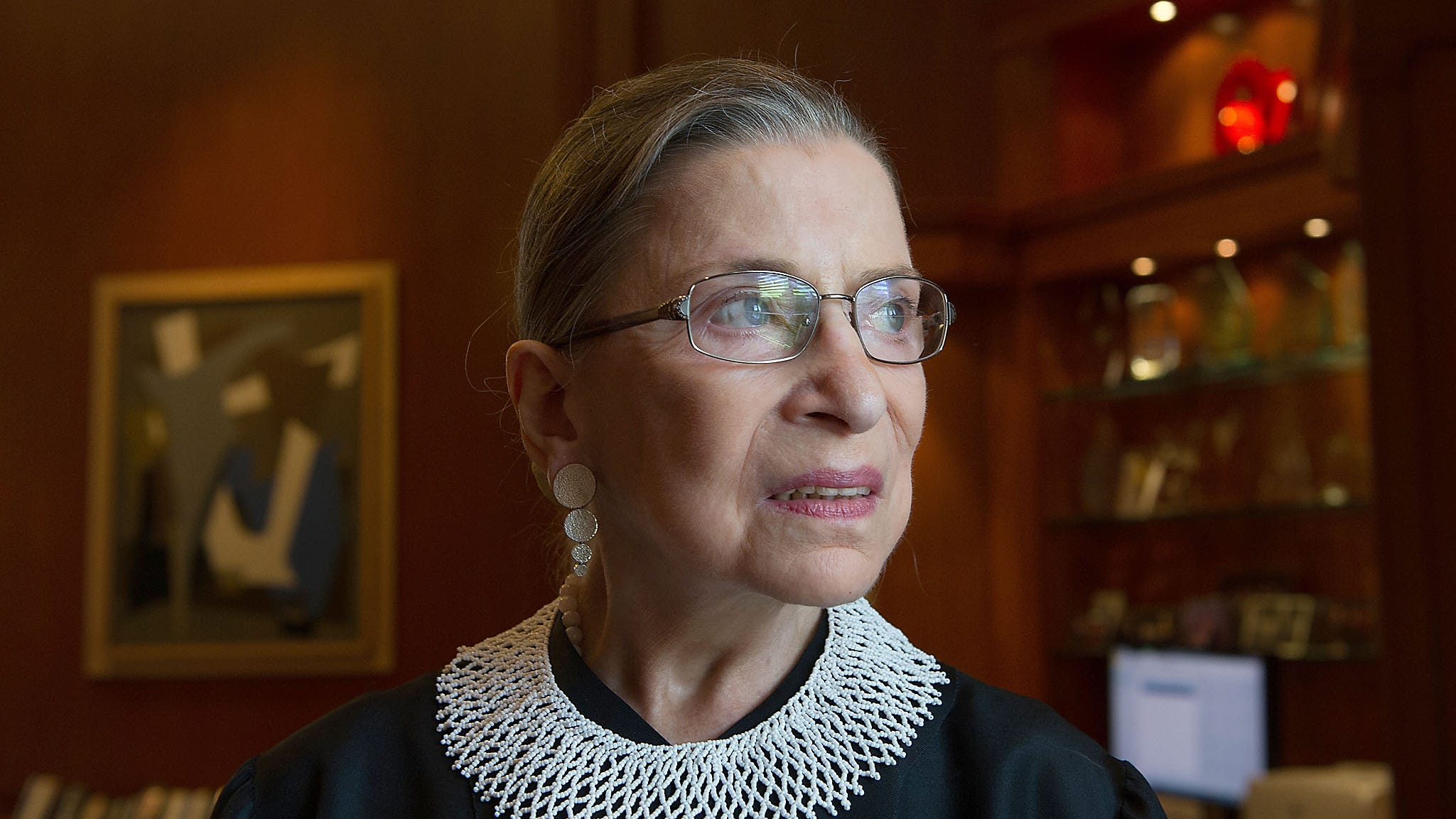 Court loses a trailblazer in Ginsburg