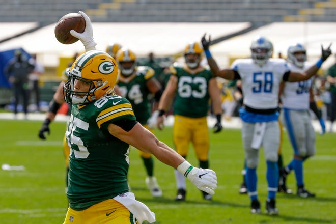 Live Updates Detroit Lions Vs Green Bay Packers