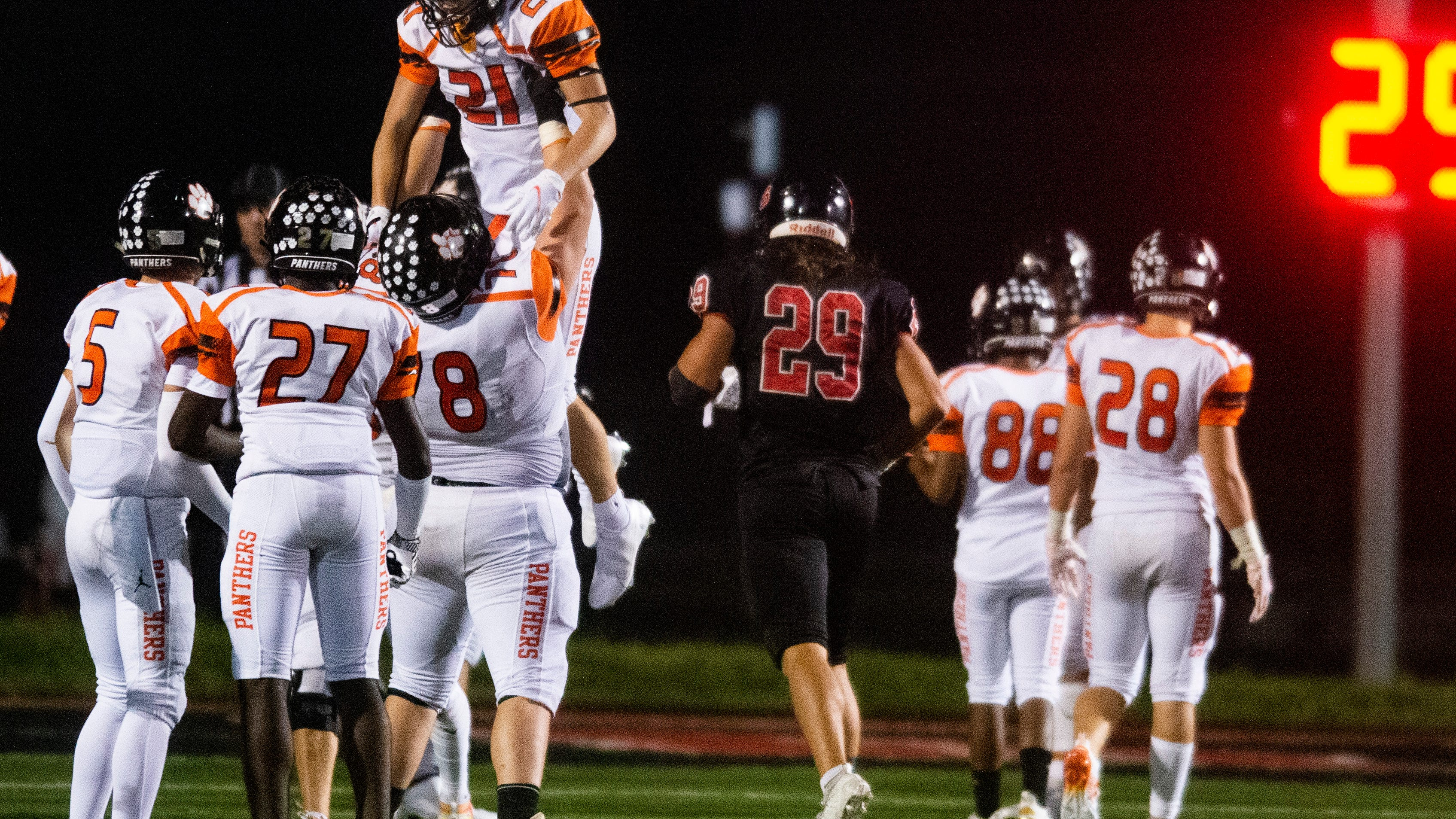 PrepXtra: Powell at Central football game in week 5 of 2020 season