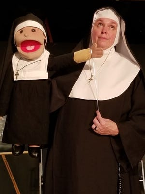 The Millbrook Community Players will present Sister Robert  Anne's Cabaret Class on Sept. 24-27, featuring Michon Givens.
