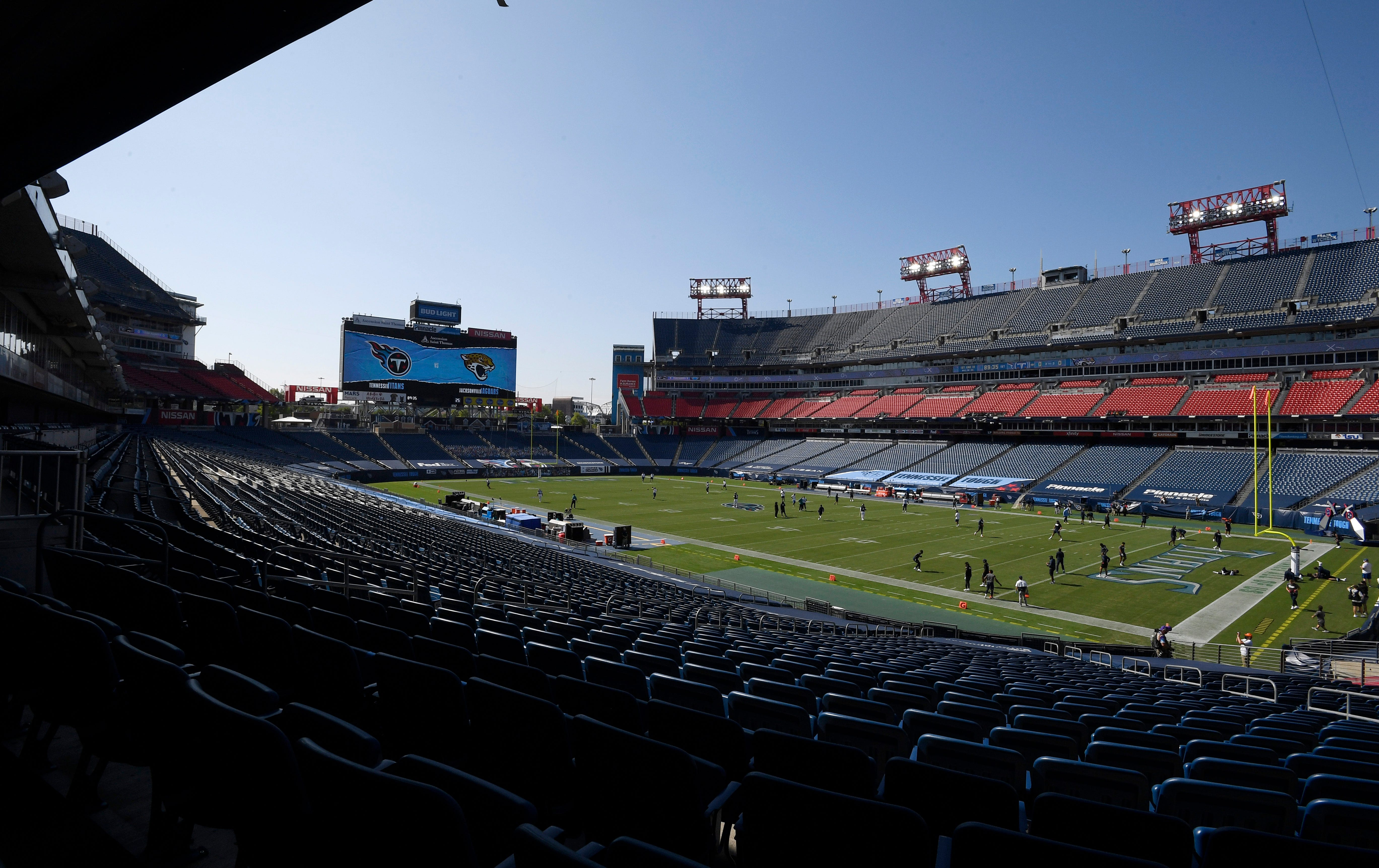Opinion: Nashville is becoming COVID-19 capital of the American sports world