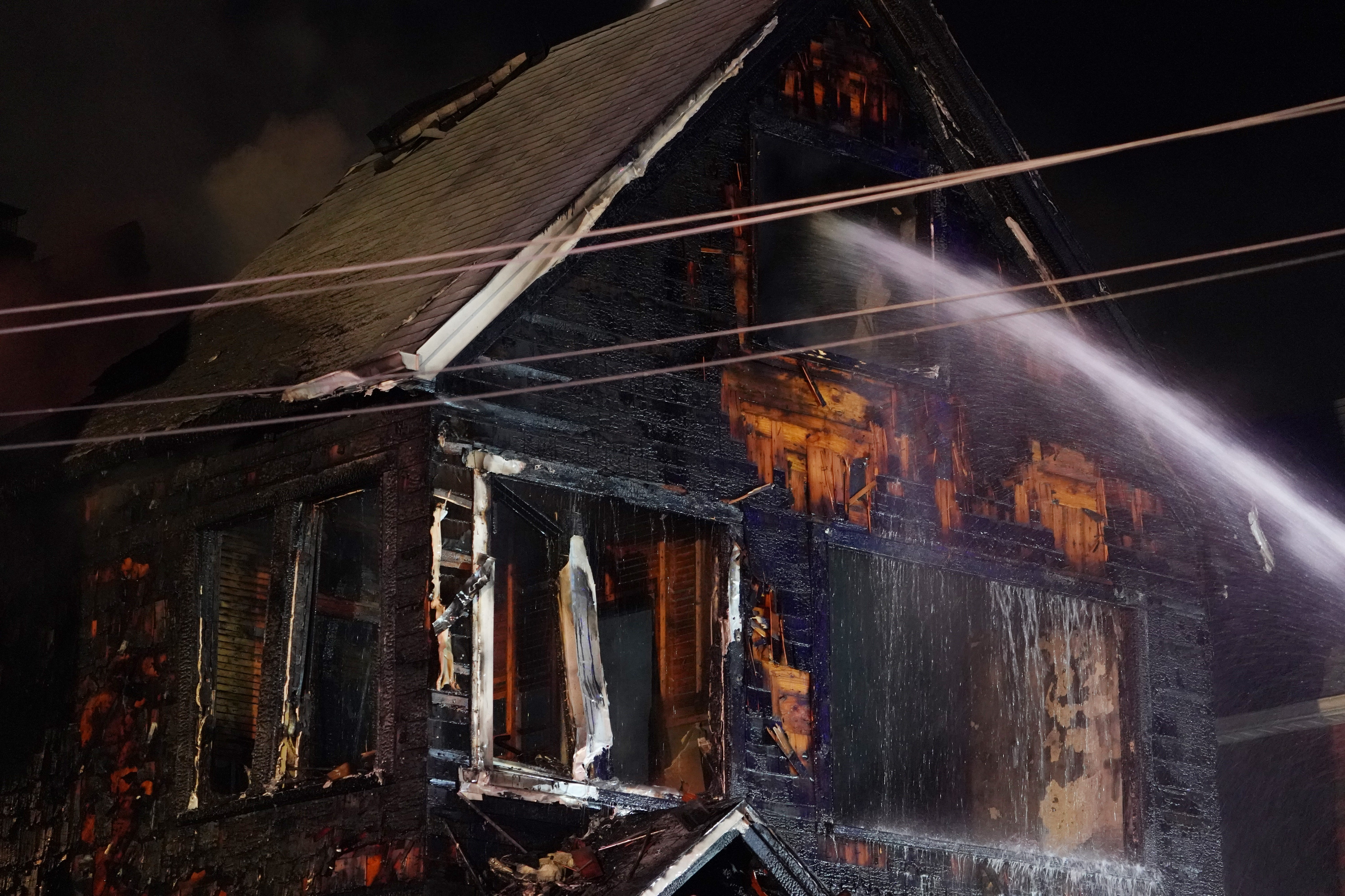 Garfield Nj Storageblue To Fundraise For Cop Who Lost Home In Fire