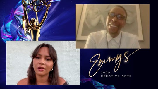 Emmy history was made at the 2020 Creative Arts Emmy Awards when Ron Cephas Jones and his daughter Jasmine Cephas Jones both won, becoming the first father-daughter duo to win Emmys in the same year.