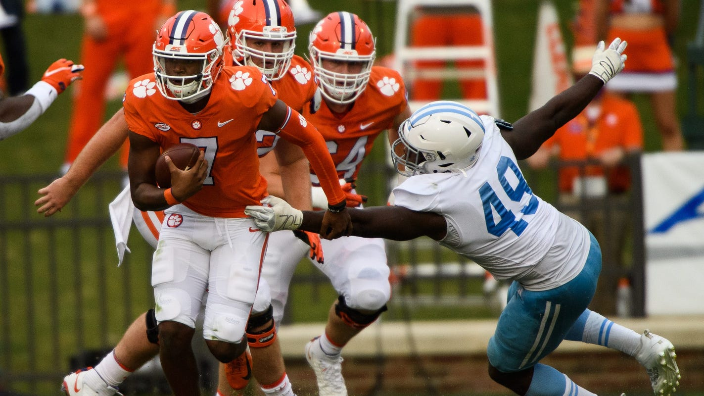 Clemson keeps No. 1 spot in Amway Coaches Poll as Big Ten teams rejoin after announcing start
