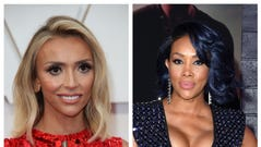 Giuliana Rancic and Vivica A. Fox missed the Emmy's red carpet show after testing positive for COVID-19.