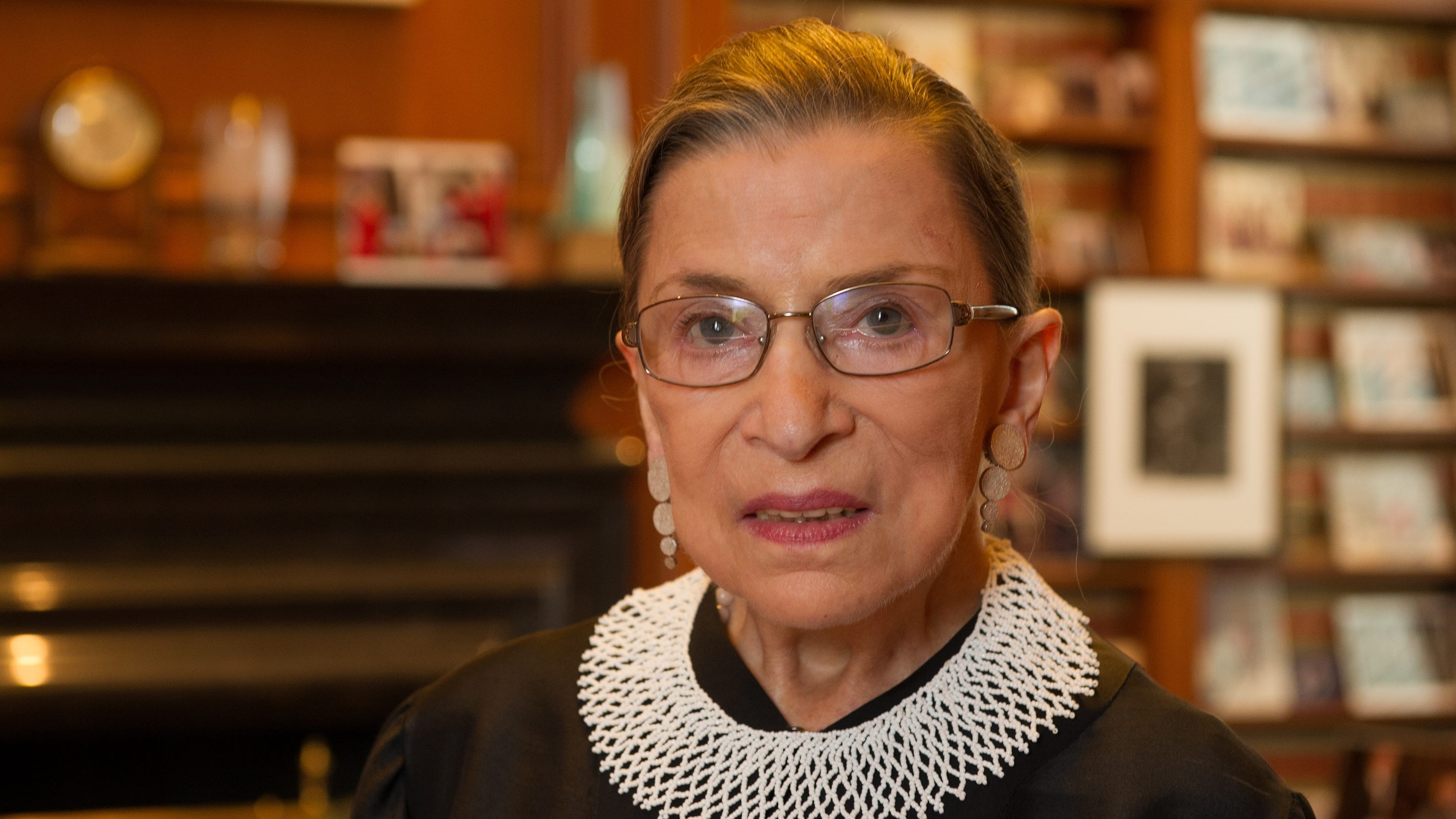 Justice Ruth Bader Ginsburg to lie in state at U.S. Capitol Friday after two days at Supreme Court