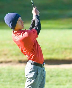 Blake Hood of Alliance was named Eastern Buckeye Conference golfer of the year.