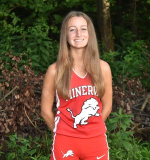 Megan Stafford, Minerva cross country