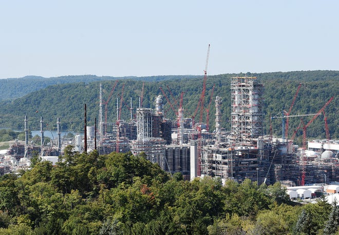 As many as 14,000 workers have traveled to and from the petrochemical complex – one of the largest construction projects in the country – since COVID-19 first hit Pennsylvania last year.