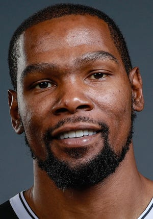 NBA All-Star Kevin Durant: 32 today
